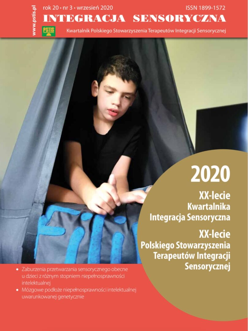 Okładka kwartalnika 3/2020