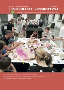 Kwartalnik Integracja Sensoryczna 3/2019 okładka